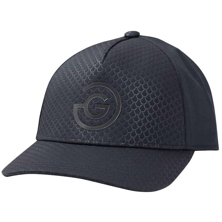 Simon Golf Cap Black - SS21