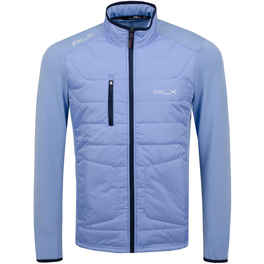 Coolwool LS Full Zip Fall Blue - SS21
