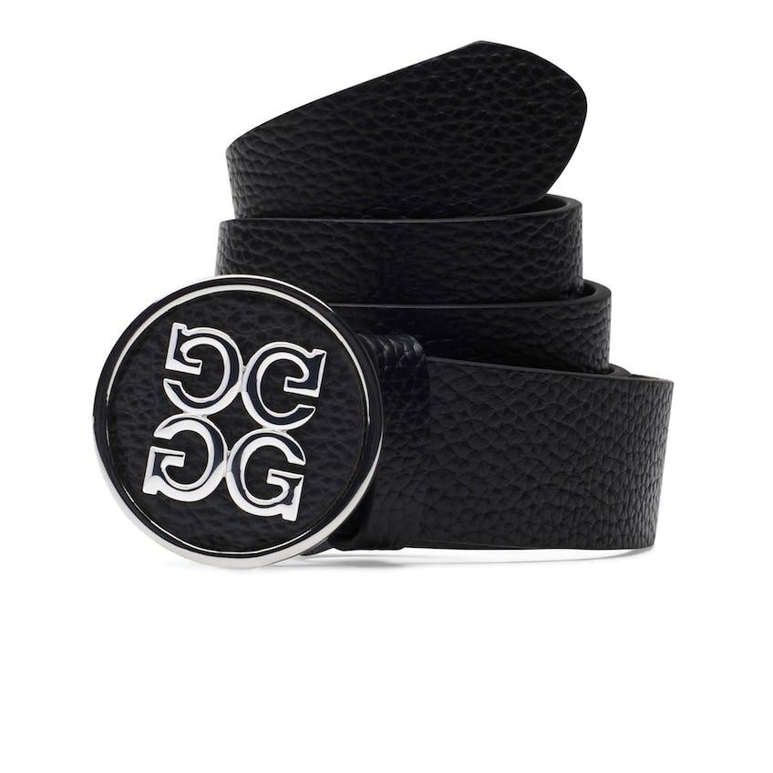 G/FORE Circle G's Belt Onyx - SS20 0