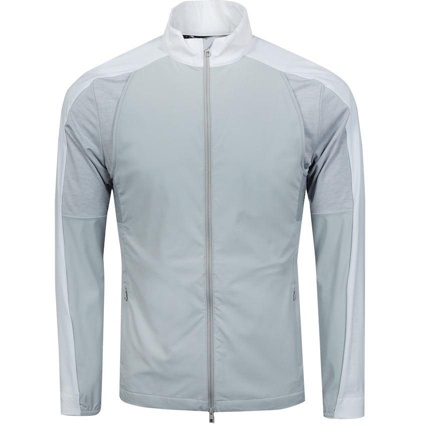 Zane Active Mesh Lightweight Jacket Stone Grey - SS21
