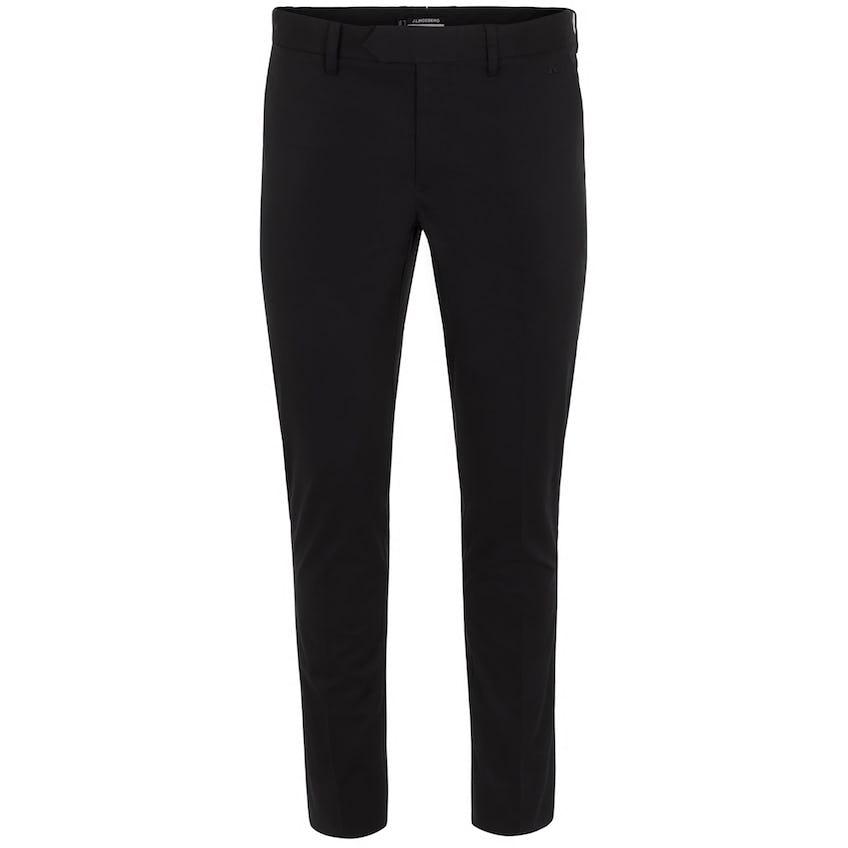 Simon Super Satin Stretch Pants Black - SS21