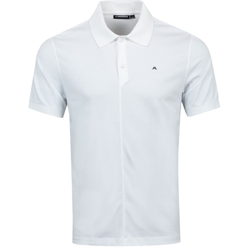 Rubi Slim Polo White - SS21