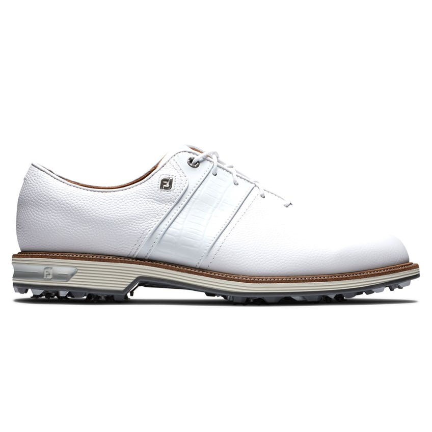 Premiere Packard Golf Shoes White - SS21