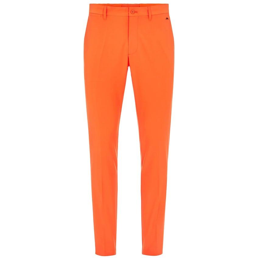 Ellott Micro High Stretch Pants Lava Orange - SS21