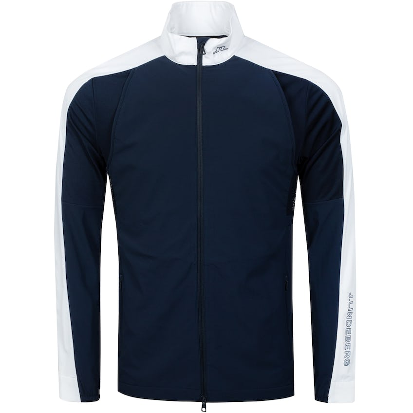 Zane Active Mesh Lightweight Jacket JL Navy - SS21