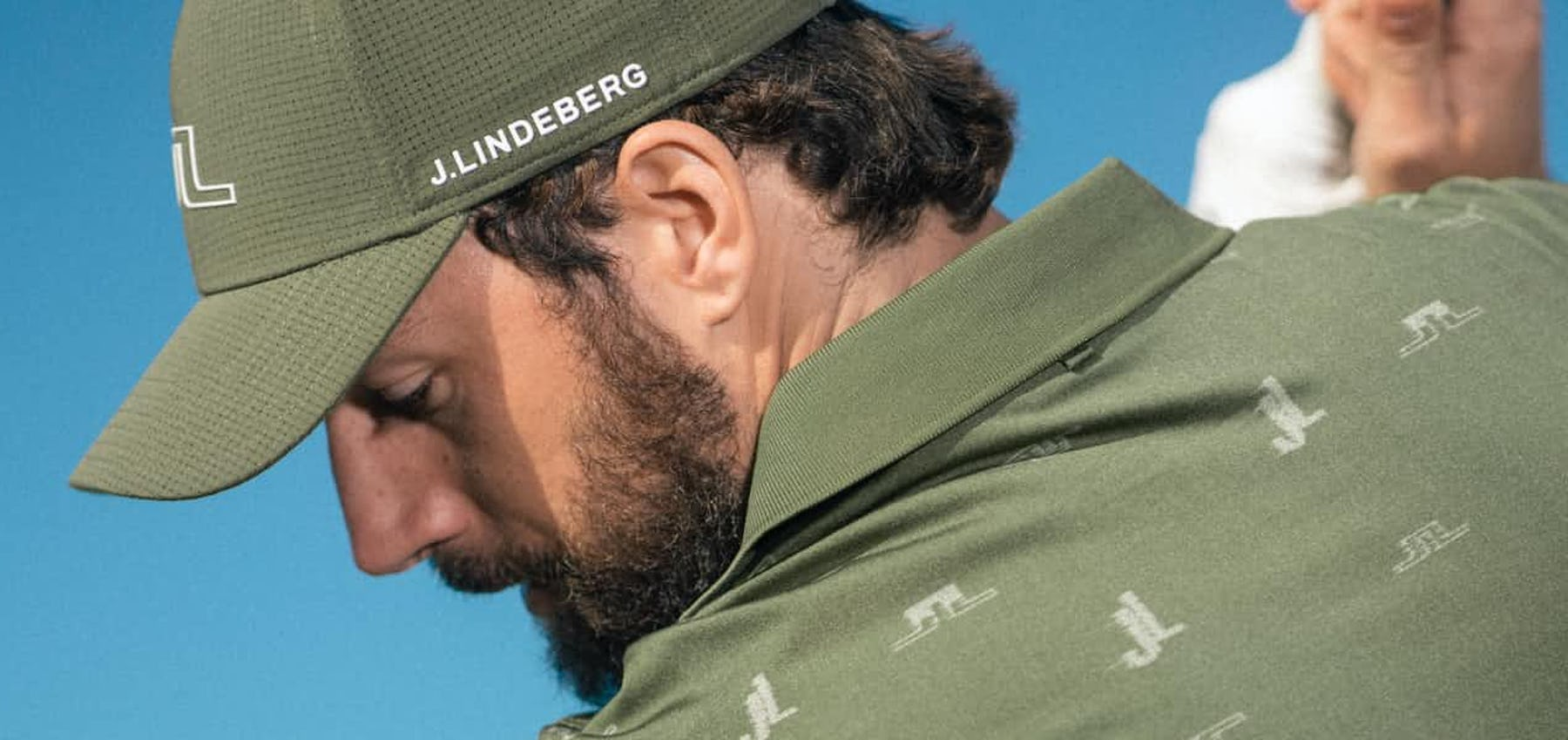 J.Lindeberg Spring/Summer '21 Collection   The lightest collection in golf. Ever.