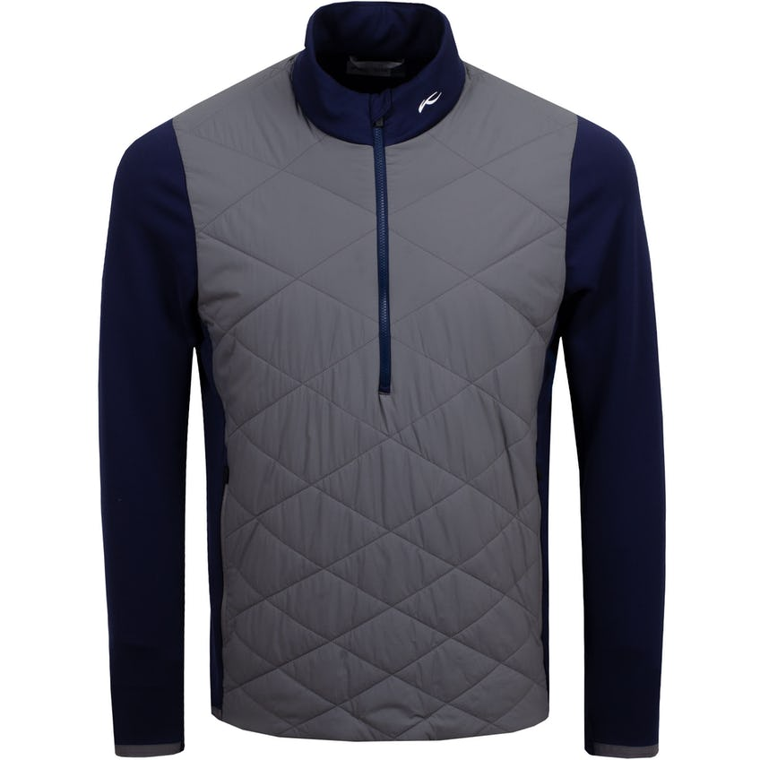 Release Half Zip Atlanta Blue/Steel Grey - SS21