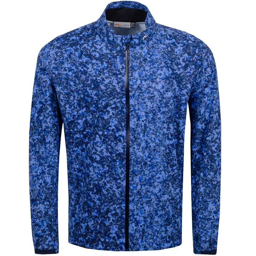 Dexter 2.5L Printed Jacket Atlanta Blue/Midnight Blue - SS21
