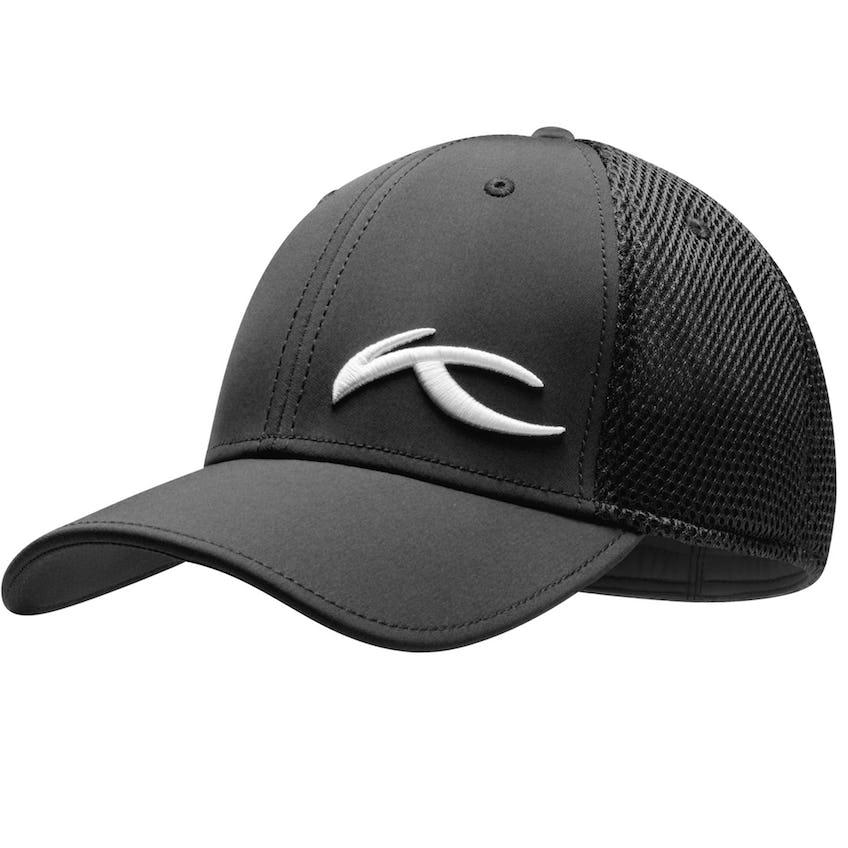 Unisex 3D Mesh Cap Black - SS21