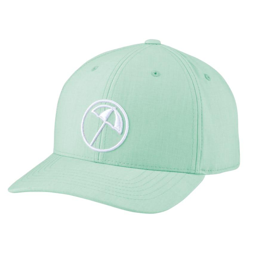 AP Circle Umbrella Snapback Cap Mist Green - SS21