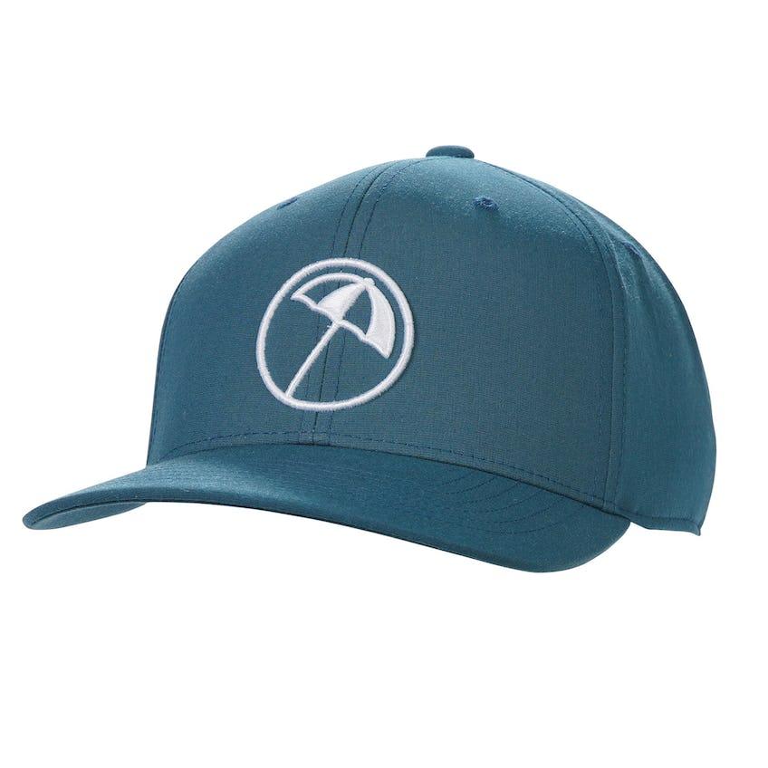AP Circle Umbrella Snapback Cap Legion Blue - SS21 0