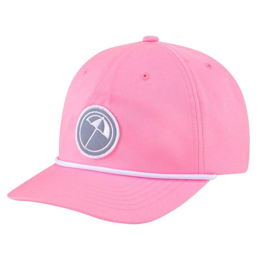 N1AP Rope 110 Snapback Cap Pale Pink - SS21