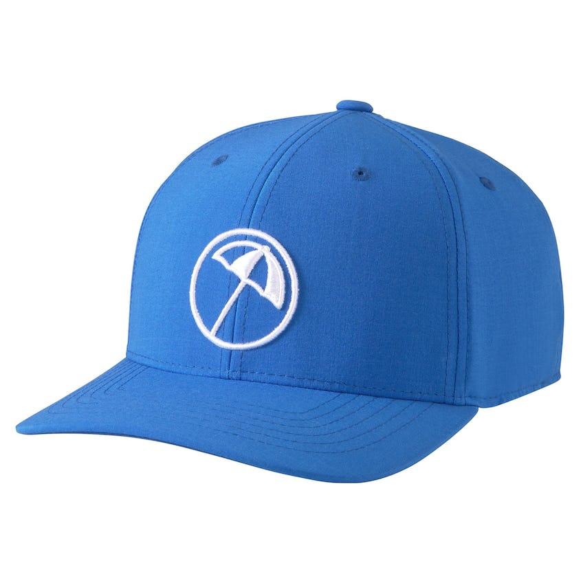 AP Circle Umbrella Snapback Cap - SS21 Future Blue 0