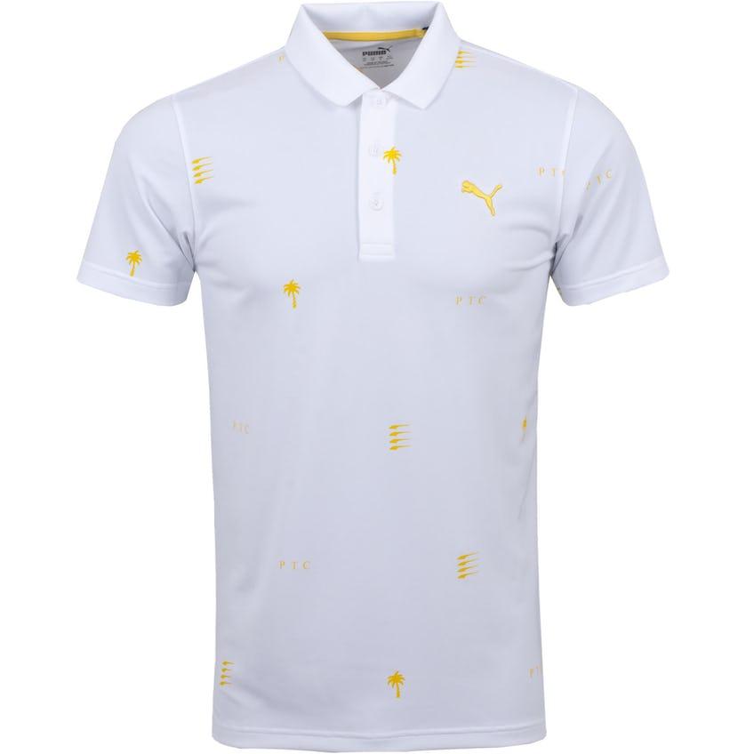 Puma x PTC Edition Polo Shirt Bright White - SS21