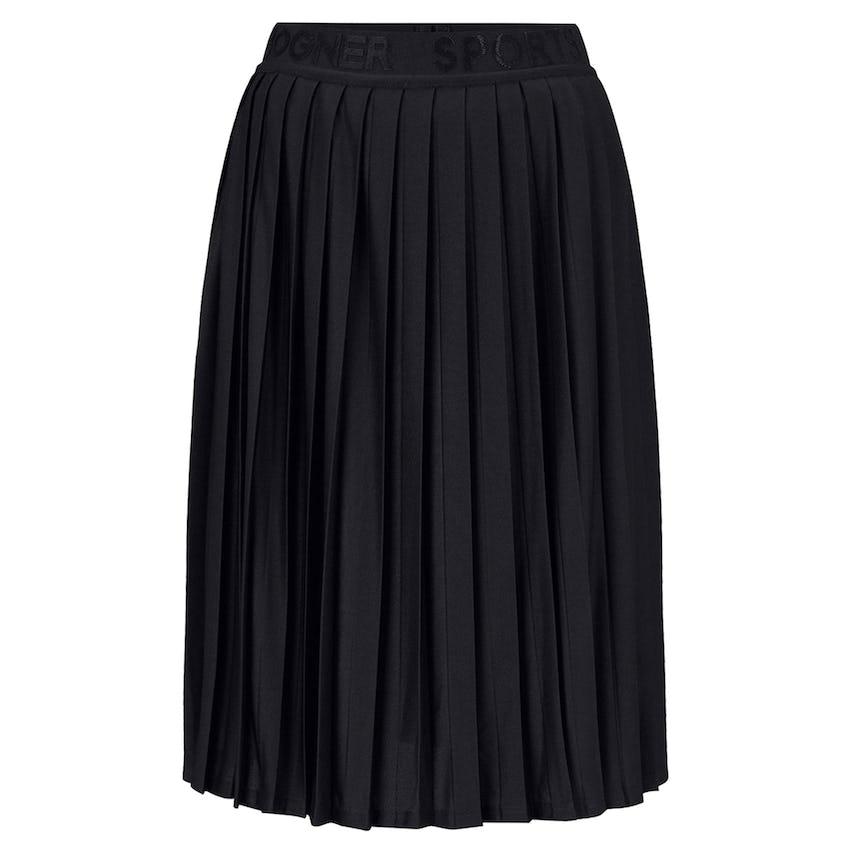 Womens Rosa Skirt Black - SS21