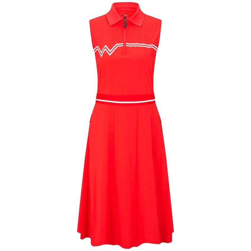 Womens Miara Dress Fast Red - SS21