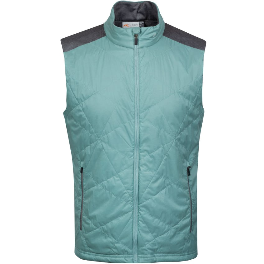 Retention Vest Eden Green/Steel Grey - SS21