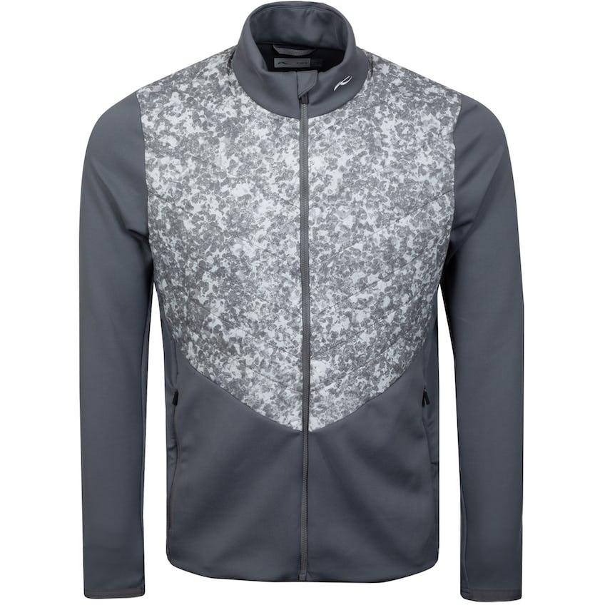 Release Printed Jacket Steel Grey - SS21 0