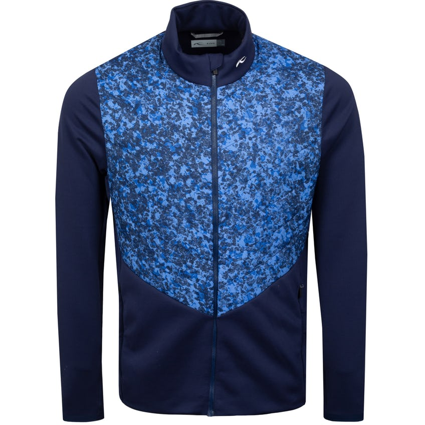 Release Printed Jacket Atlanta Blue - SS21
