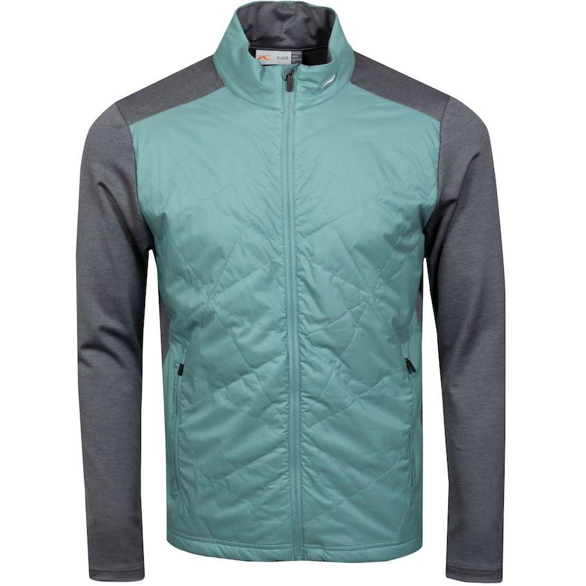 Retention Jacket Eden Green/Steel Grey - SS21