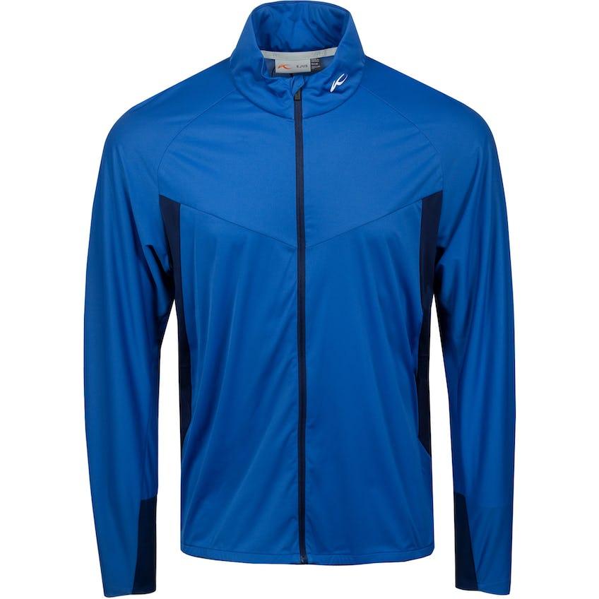 Dorian Jacket Midnight Blue/Atlanta Blue - SS21