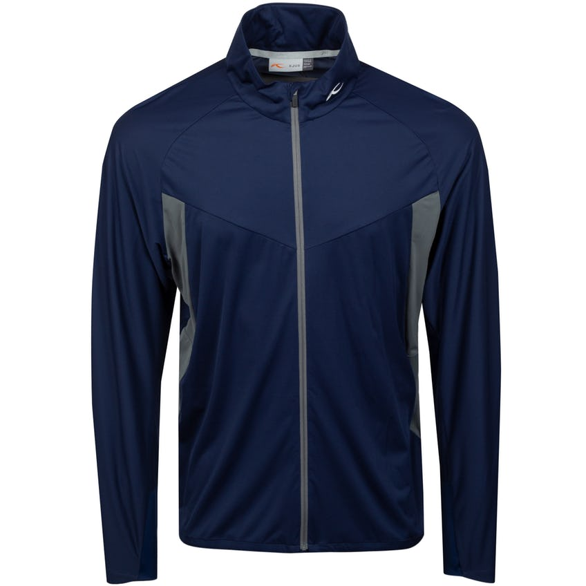 Dorian Jacket Atlanta Blue/Steel Grey - SS21