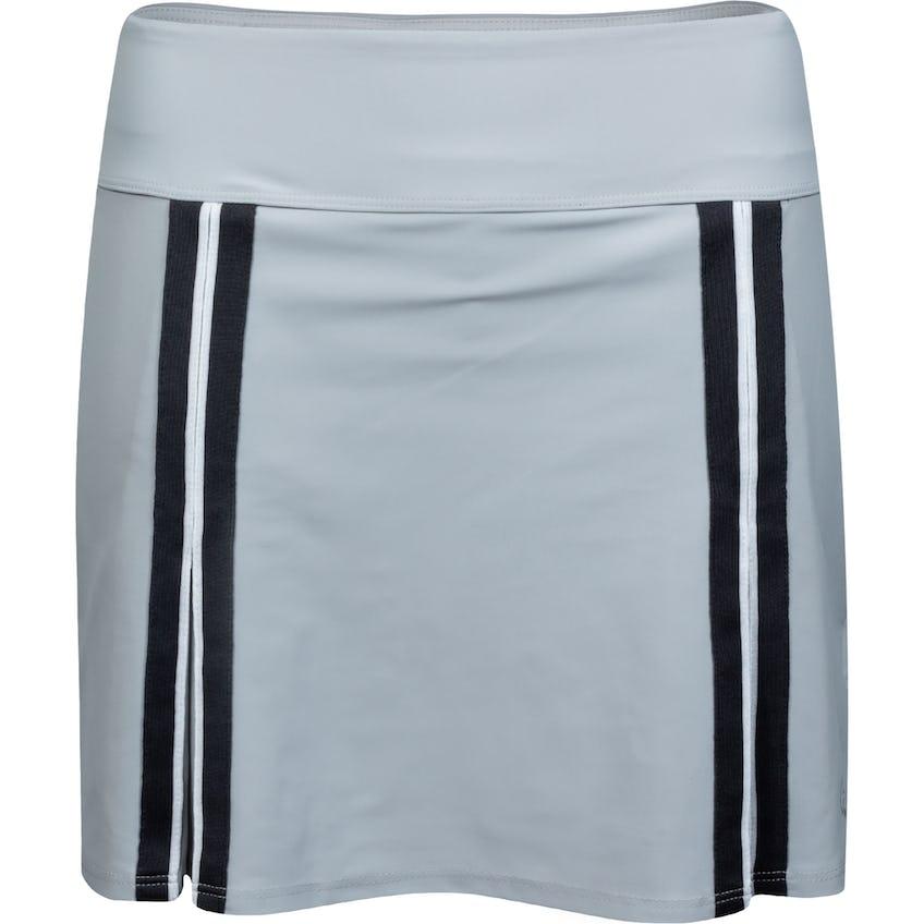 Womens Vanishing Point Braid Skirt Cloud Grey 0