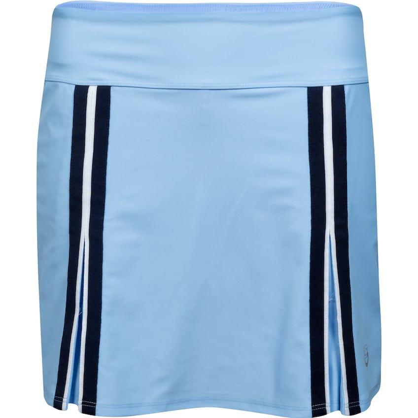 Womens Vanishing Point Braid Skirt Bouquet Blue 0