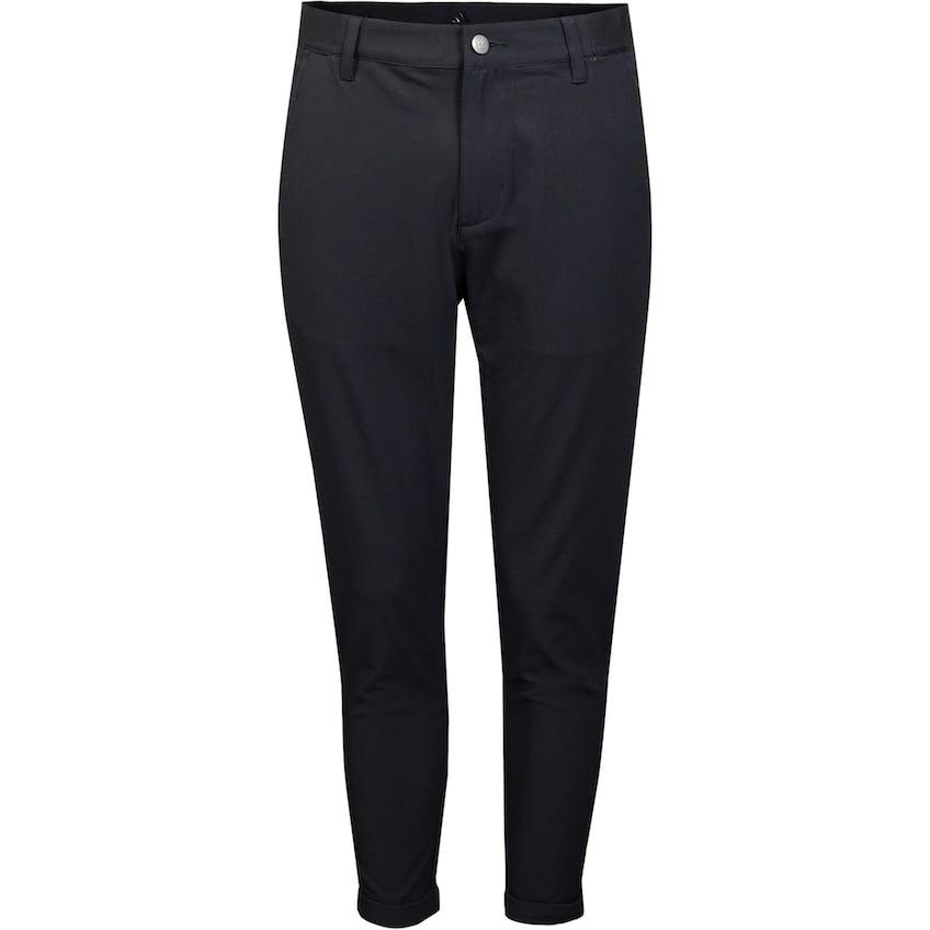 Pin Roll Trouser Black - SS21