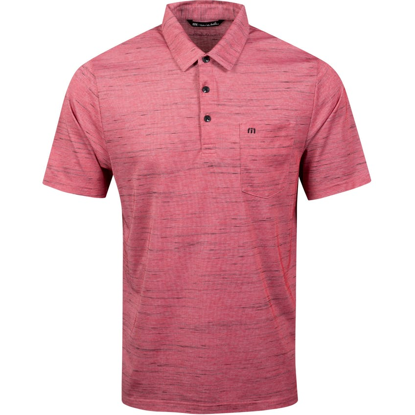 Tender Hooligan Polo Shirt Heather Scooter - SS21