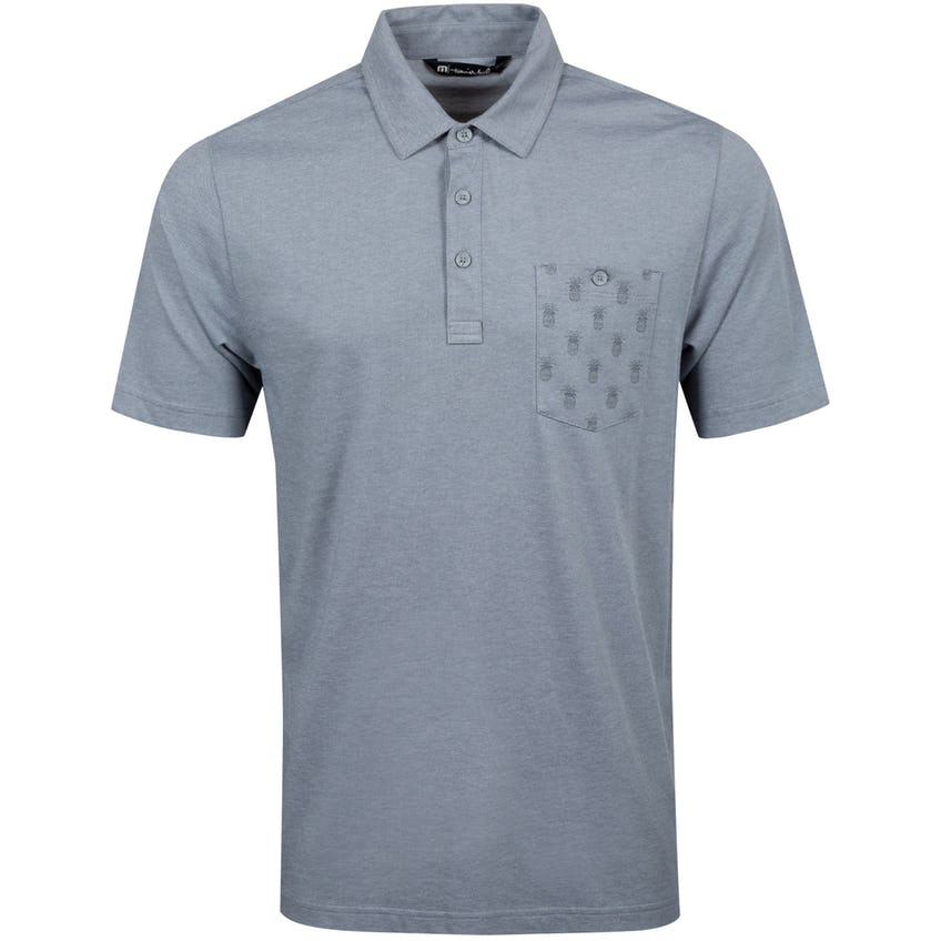 Can Can Polo Shirt Heather Quiet Shade - SS21