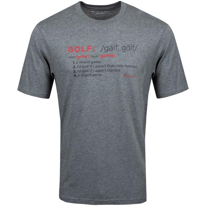 Trail Magic T-Shirt Heather Quiet Shade - SS21