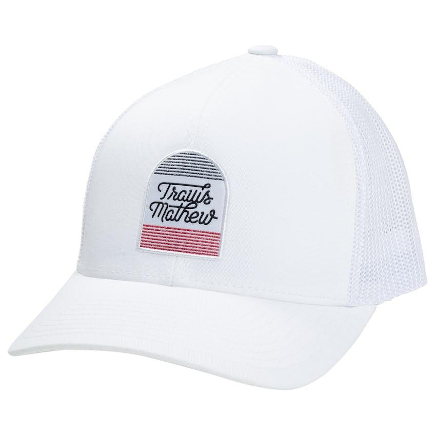 A Frame Cap White - SS21