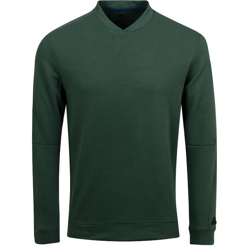 Go-To Crewneck Sweatshirt Green Oxide - SS21 0
