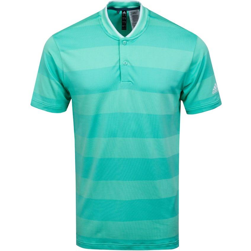 Primeknit Polo Shirt Bahia Mint/Acid Mint - SS21 0