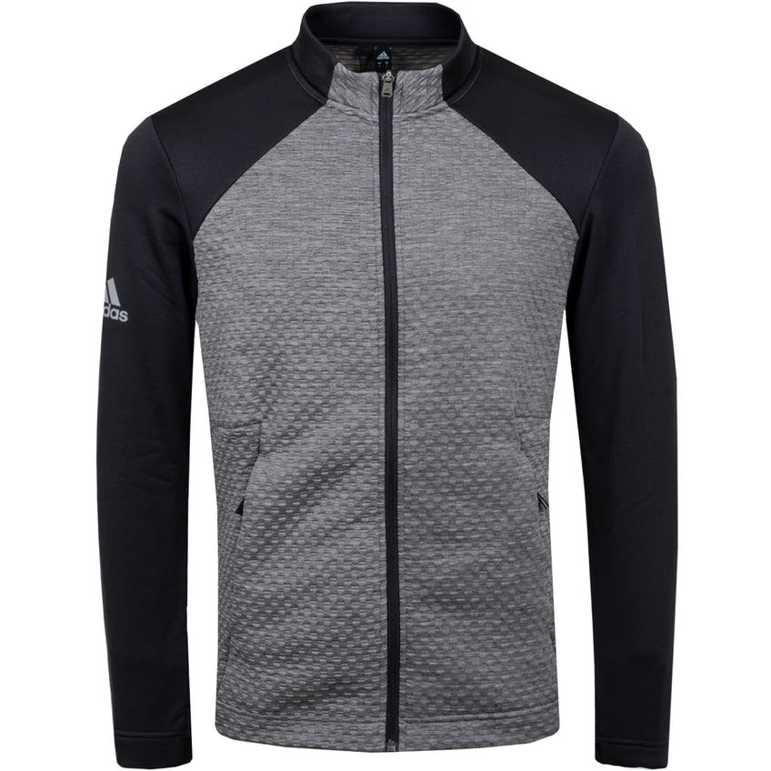 Cold.Rdy Full Zip Jacket Grey Three Melange/Black - SS21