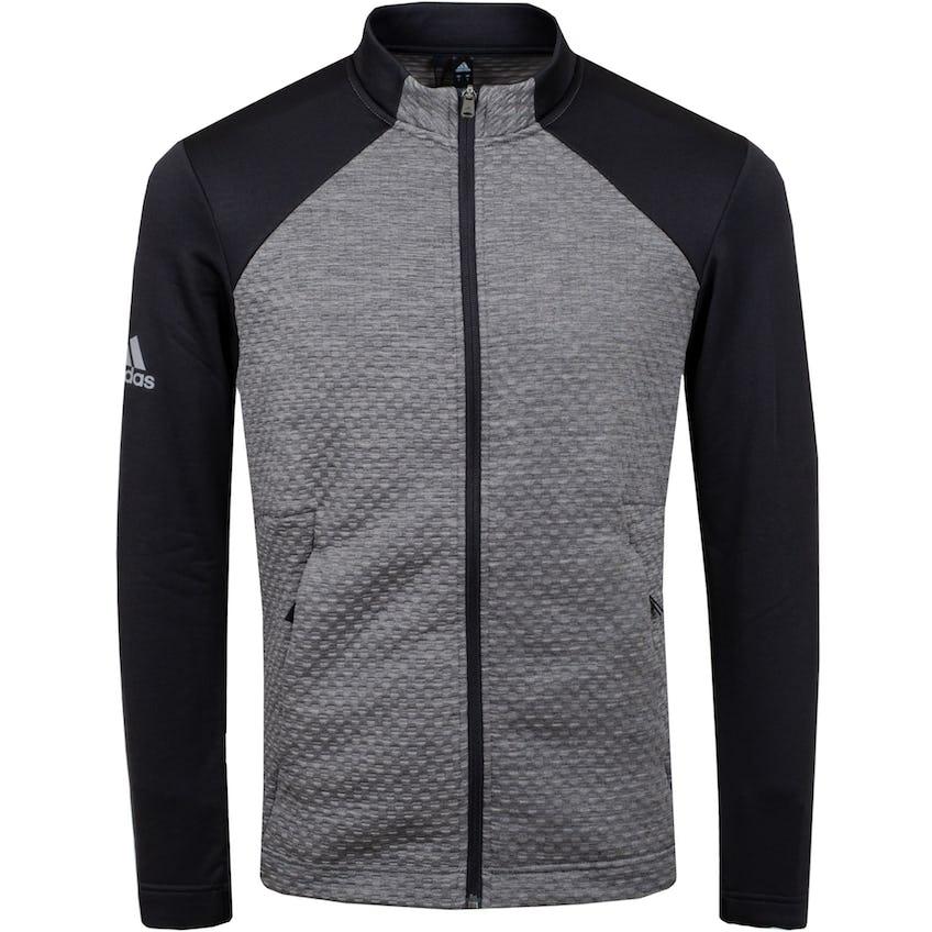 Cold.Rdy Full Zip Jacket Grey Three Melange/Black - SS21 0