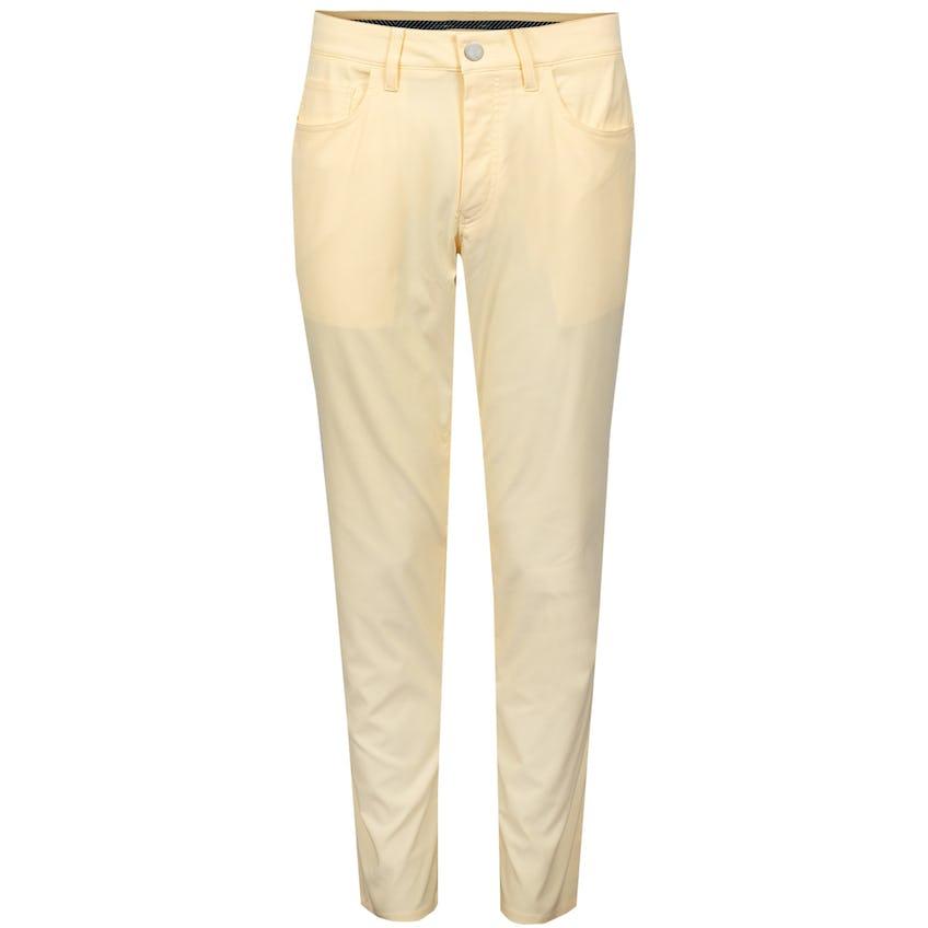 Lightweight 5-Pocket Golf Pant Slim Sunflower Heather - SS21 0