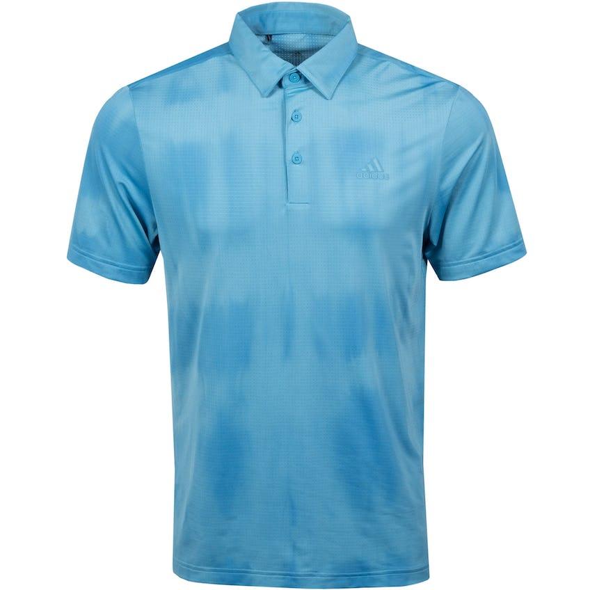Novelty Dye Polo Shirt Hazy Blue/Hazy Sky - SS21
