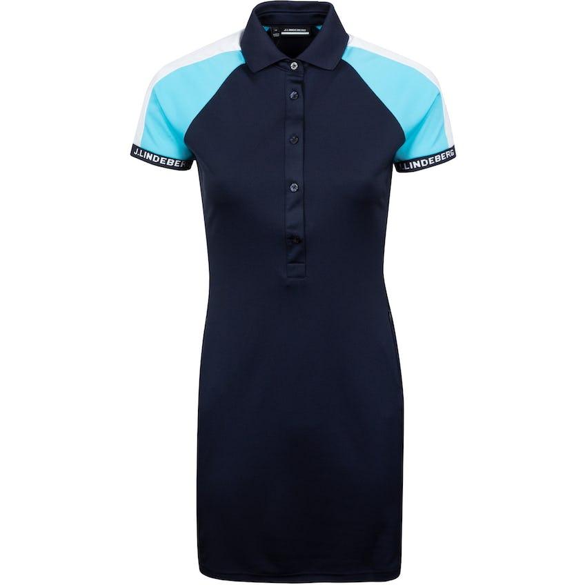 Womens Polly TX Jersey Dress JL Navy - SS21 0