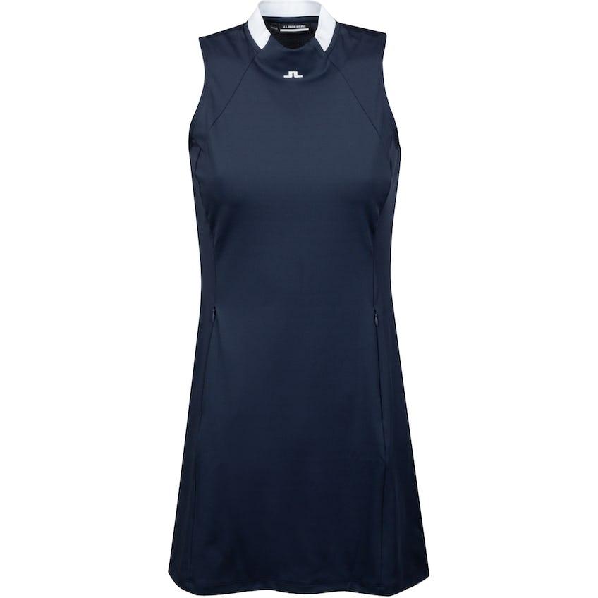 Womens Nena Active Mesh Sport Jersey Dress JL Navy - SS21 0