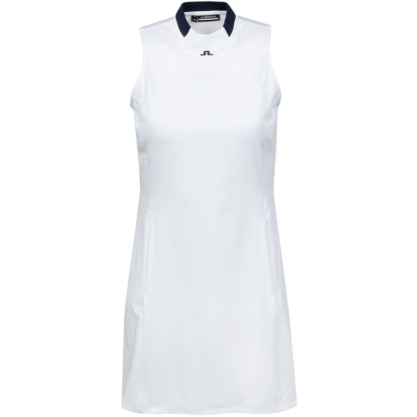 Womens Nena Active Mesh Sport Jersey Dress White - SS21 0