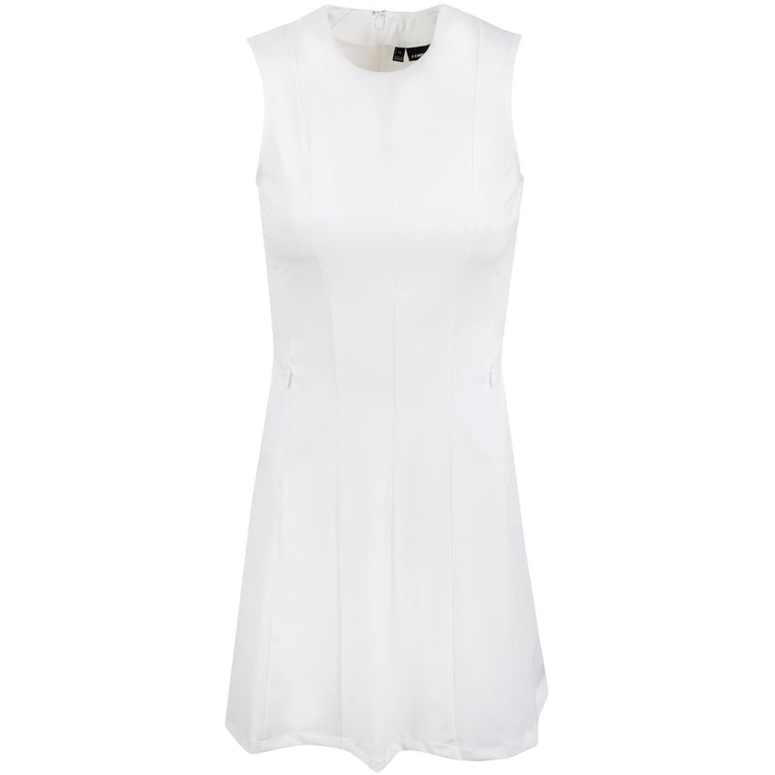 Womens Jasmin Lux Sculpt Dress White - SS21