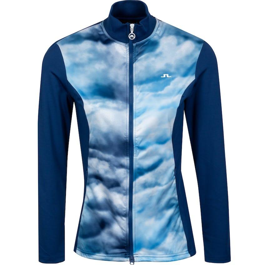 Womens Annie Sport Jersey Mid Layer Midnight Blue - SS21 0