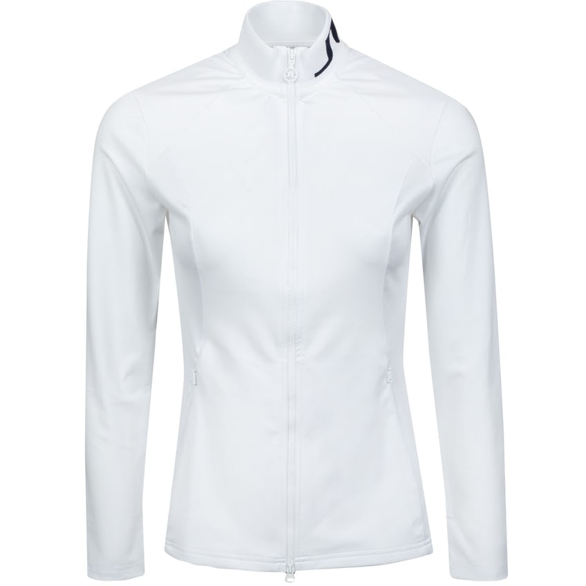 Womens Therese Sport Jersey Mid Layer White - SS21