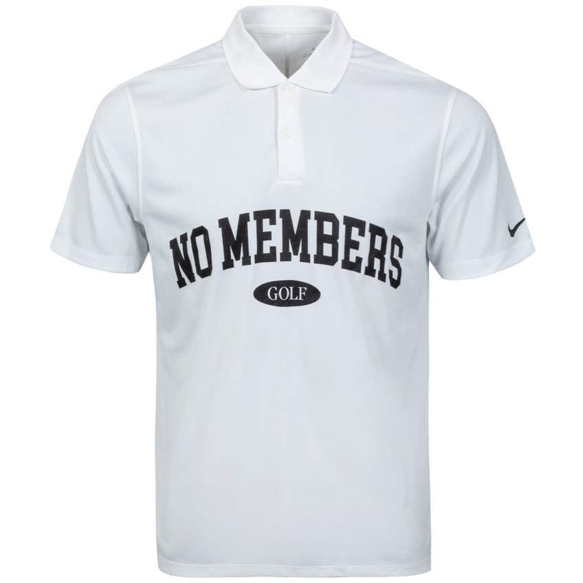 x Nike Varsity Dri Fit VCTRY Polo Shirt White