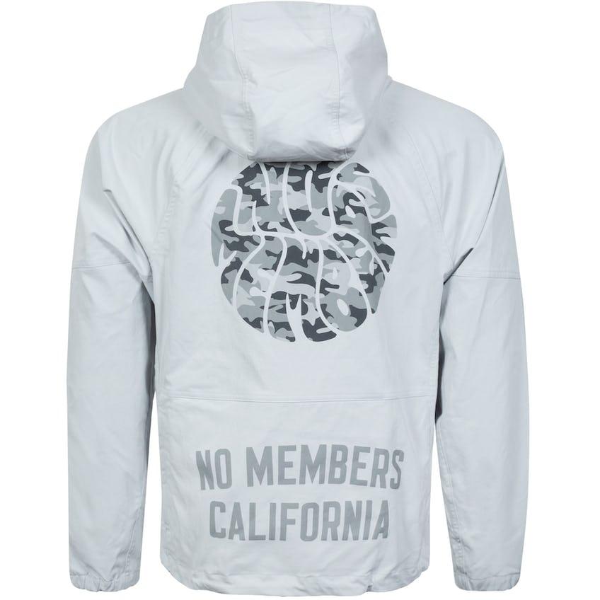 x Nike Camo NGC Anorak Grey