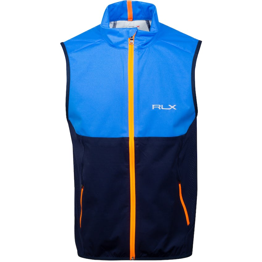 Stratus Vest Colby Blue/French Navy - SS21