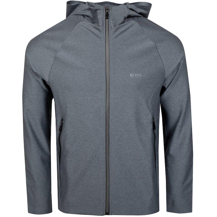 Savoog Hood Medium Grey - SS21