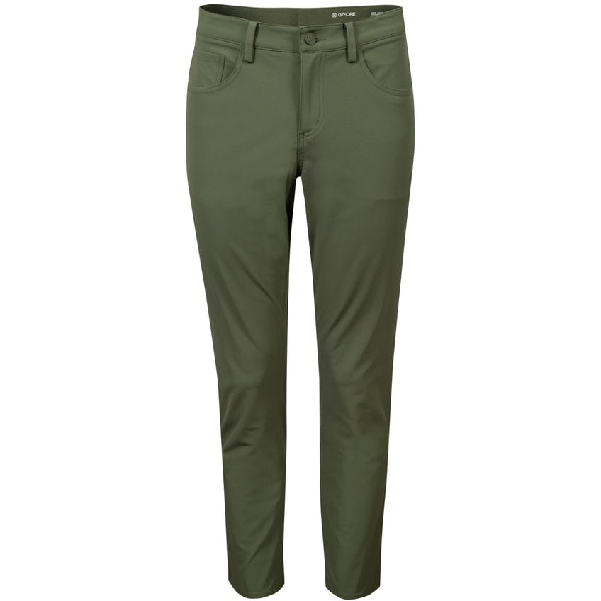 Tour Five Pocket Trousers Olive - SS21